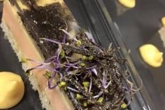 le foie gras de canard aux truffes